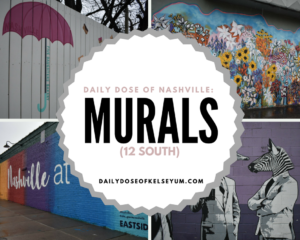 Daily Dose of Nashville: Murals (12 South) » Daily Dose of